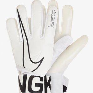 NIKE GoalKeeper Match Gloves Football Soccer New